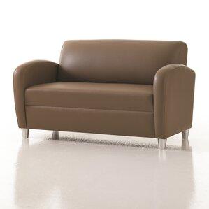 Studio Q Furniture Crosby Loveseat in Grade 2 Fabric Image