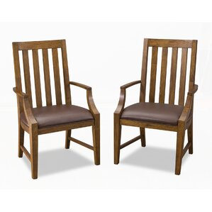 Ferryhill Arm Chair (Set of 2) by Three Posts