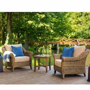 Prime Sunbrella Patio Lounge Chairs Youll Love In 2019 Wayfair Machost Co Dining Chair Design Ideas Machostcouk