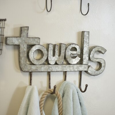 Towel Racks You Ll Love Wayfair