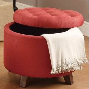 Storage Ottoman by Infini Furnishings
