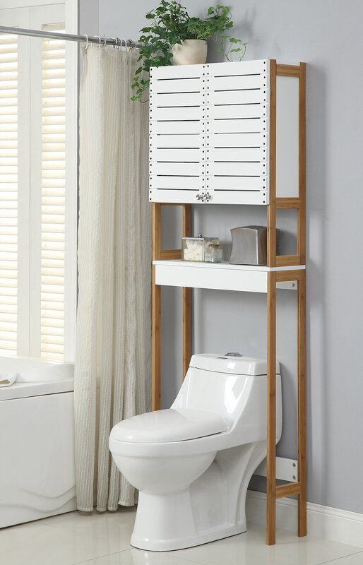 rendition 2362 w x 7025 h over the toilet storage - Over The Toilet Shelf