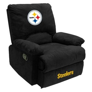 Great NFL Manual Recliner