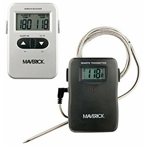 Remote Digital Meat Thermometer