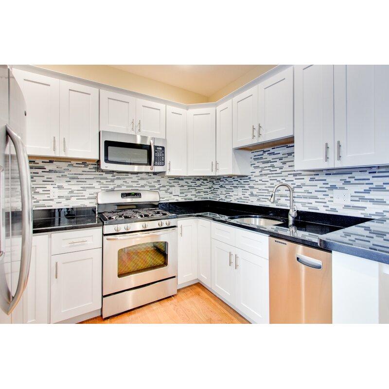 "Kitchen Sink Base Cabinet Plans: NGY Stone & Cabinet Shaker 34.5"" X 42 Kitchen Sink Base"