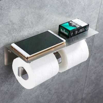 Wall Mounted Toilet Paper Holders You Ll Love In 2019