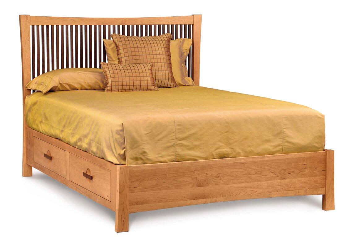 Copeland furniture berkeley storage platform bed reviews perigold for Bedroom furniture berkeley ca