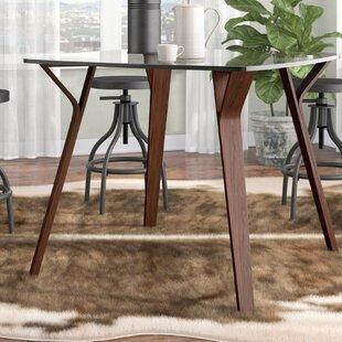 Thornton Mid-Century Modern Dining Table