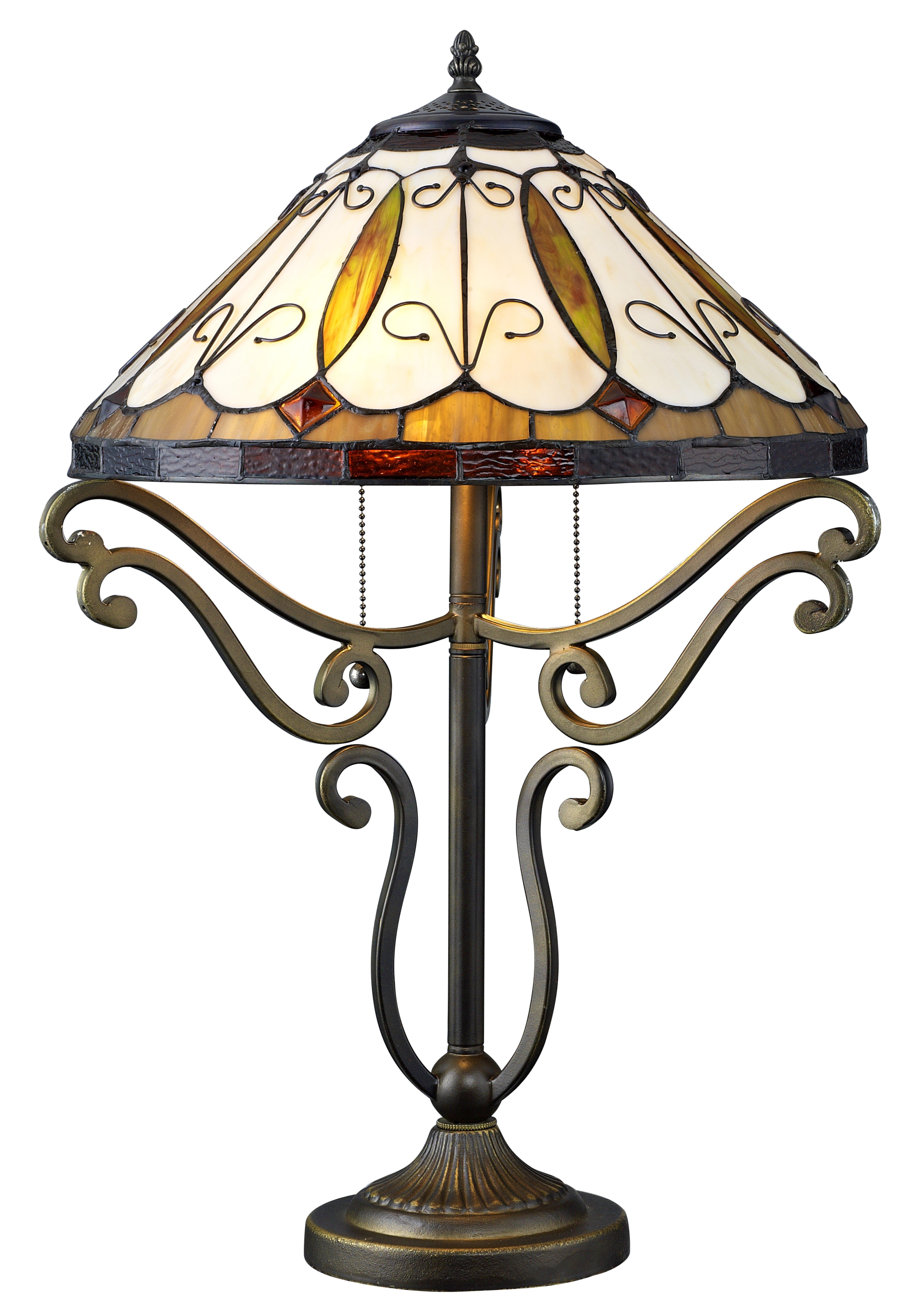 Astoria grand preston 24 empire table lamp reviews wayfair