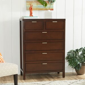 Juno 6 Drawer Chest by Mercury Row