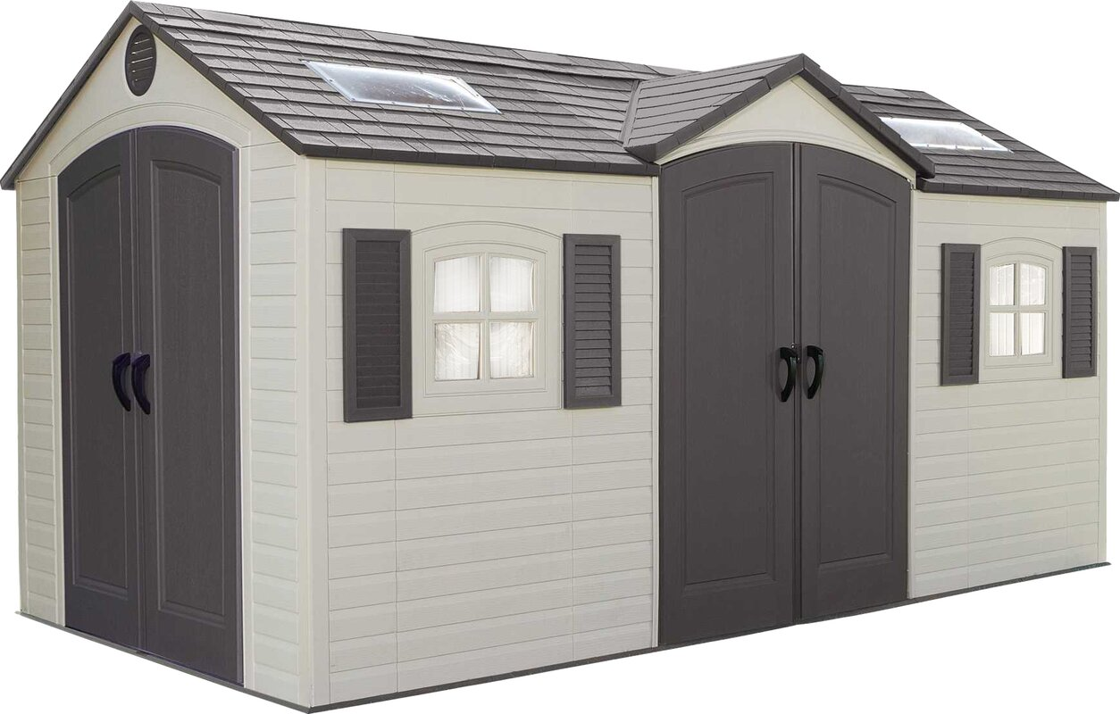 clearance outdoor sheds wayfair