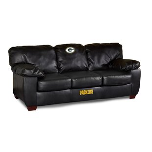Merveilleux NFL Classic Leather Sofa