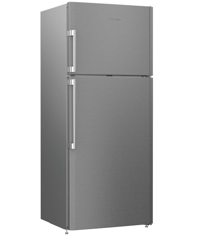 Blomberg 12.56 cu. ft. Energy Star Counter Depth Top Freezer Refrigerator with Auto Ice Maker