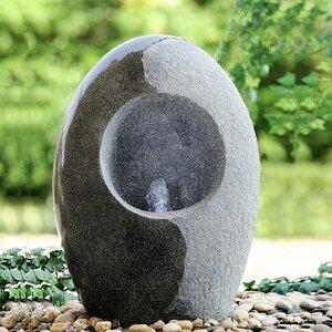 Yin Yang Garden Urn Fountain