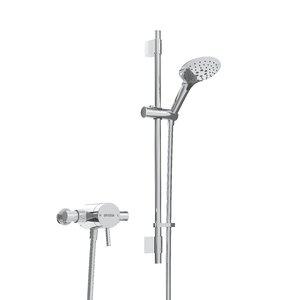 Einhebel-Duscharmatur Aufputz Prism von Bristan