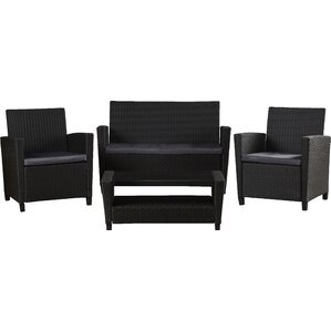 kerry 4 piece deep seating group with cushion