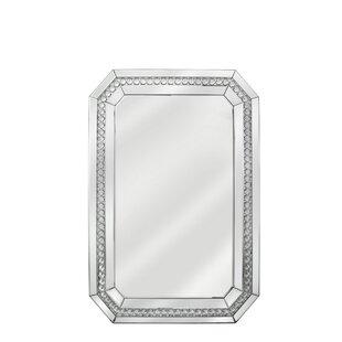 c85b0ccb0b0 Williamson Crystal Accent Mirror