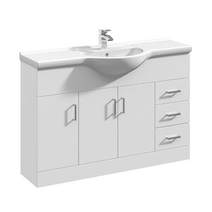 Premier 120 cm Waschtisch Minimalist