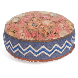 Lewis Pouf Ottoman by World Menagerie