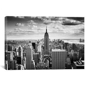 u0027new york city canvas wall art print on wrapped canvas u0027