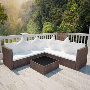 5-Sitzer Ecksofa-Set von dCor design
