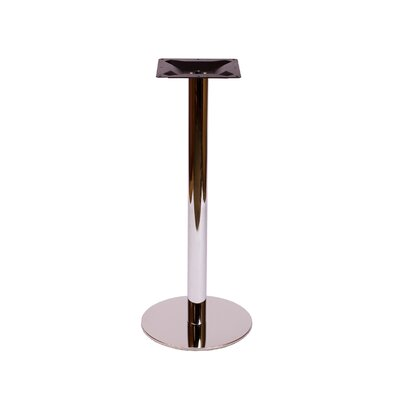 Adele Bar Height Table Base BFMSEATING Size: 17.7 W x 17.7 D
