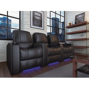 Latitude Run Home Theater Recliner (Row of 3) Image