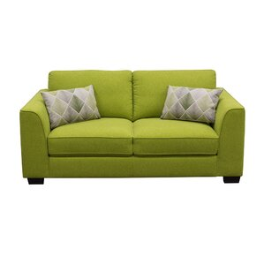 Stradbrook Loveseat by Diamond Sofa
