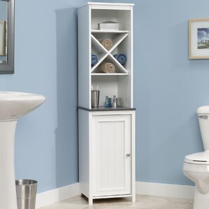 Bathroom Linen Cabinets linen cabinets & towers you'll love | wayfair