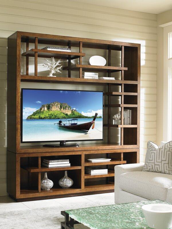 Tommy Bahama Home Island Fusion Taipei Media Oversized Set