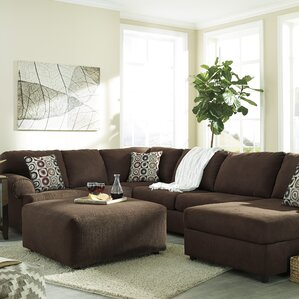 Andover Mills Sellersville Reversible Sectional