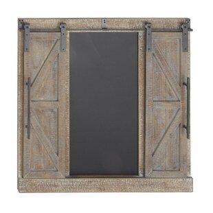 Traditional Interior Barn Door Wall Decor
