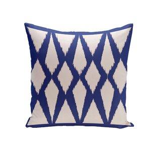 80d2fb0a4f Cristian Geometric Decorative Outdoor Pillow