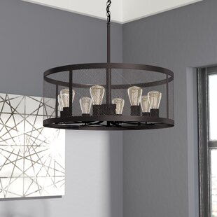 Drum chandeliers youll love wayfair save aloadofball Images