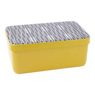 Elegant Metal Decorative Storage Box