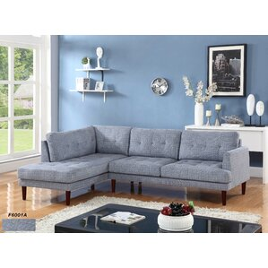Markham Sectional by Latitude ..