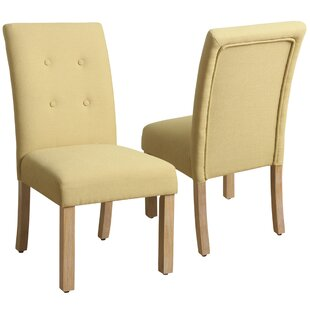 Traynor 4-Button Tufted Side Chair (Set of 2)