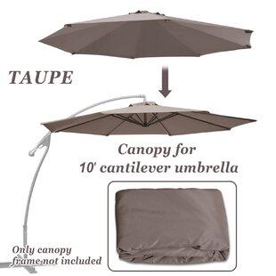 Replacement Umbrella Canopy | Wayfair ca