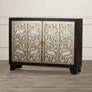 Mirrored Cabinets & Chests You'll Love | Wayfair