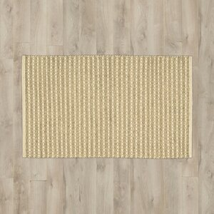 Caicos Light Brown Area Rug
