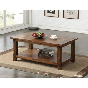 Rancho Santa Margarita Coffee Table by Loon Peak