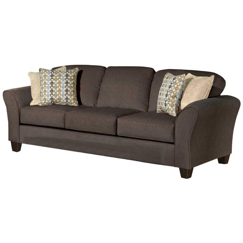 Warefair Com: Three Posts Serta Upholstery Franklin Sofa & Reviews