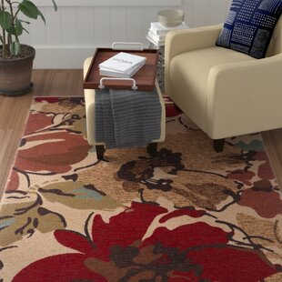 Strope 3 Piece Beige Area Rug Set