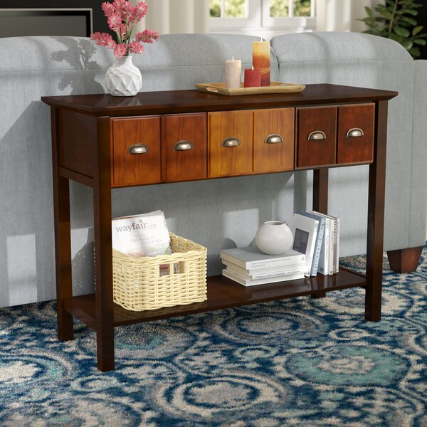Alcott Hill Briarcliff Console Table Amp Reviews Wayfair