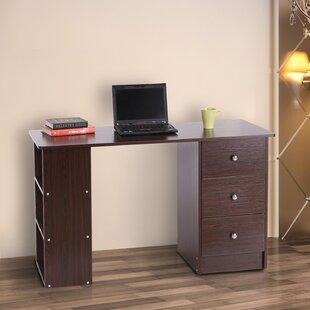 Home Office Computer Table Living Room Fagan Wooden Home Office Computer Desk Wayfair Home Office Double Desks Wayfair