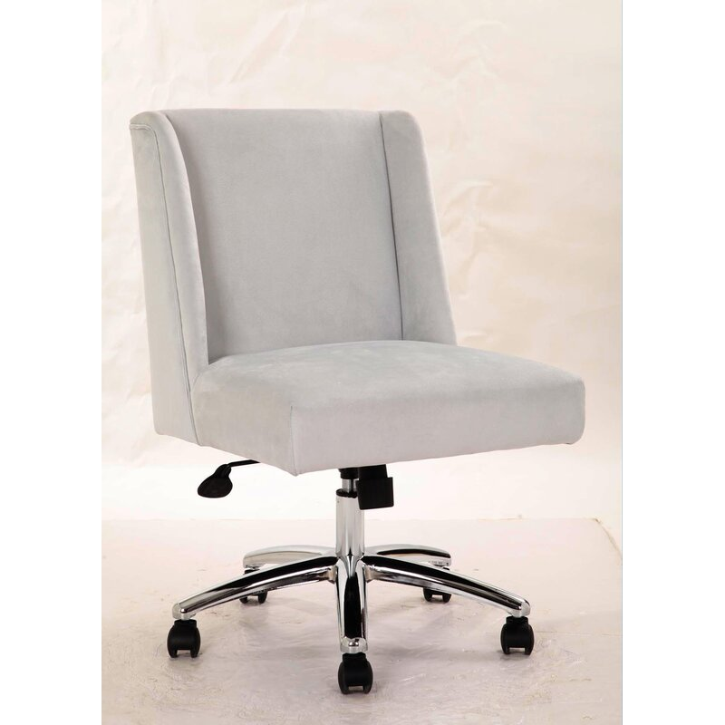 Attrayant Aliana Decorative Mid Back Desk Chair