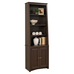 Bookcases with doors youll love wayfair standard bookcase planetlyrics Image collections