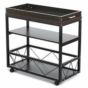 Sowa 3-Tier Bar Cart