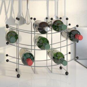 15 Bottle Tabletop Wine Rack
