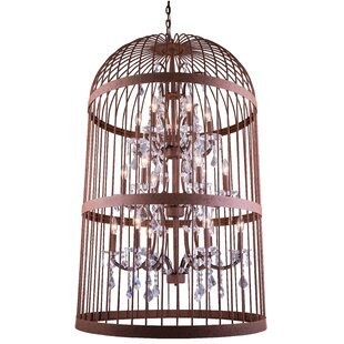Roxie Traditional 18 Light Foyer Pendant
